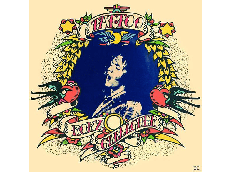 Rory Gallagher - TATTOO (REMASTERED 2011) [Vinyl]