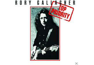 Rory Gallagher - TOP PRIORITY (REMASTERED 2012) - (Vinyl)