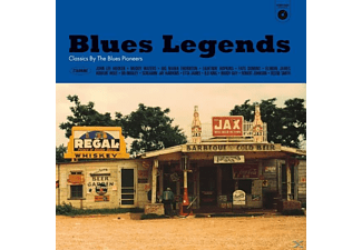 VARIOUS - Blues Legends - (Vinyl)
