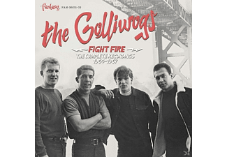 Golliwogs - Fight Fire: The Complete Recordings 1964 - 1967 - (CD)