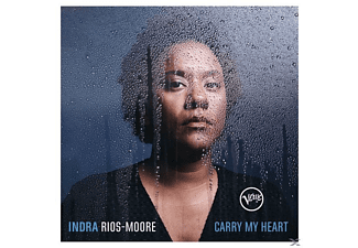 Indra Rios-moore - Carry My Heart - (CD)