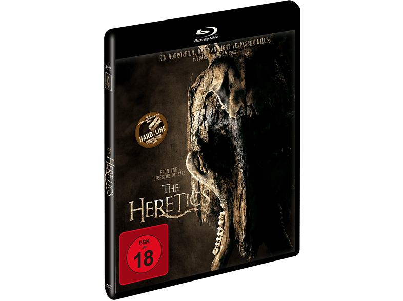 THE HERETICS [Blu-ray]