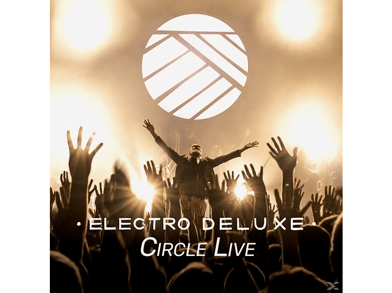 Electro Deluxe - Circle Live [CD]