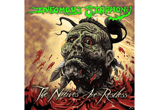 Infamous Sinphony - The natives Are Restless - (CD)