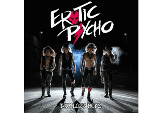 Erotic Psycho - The Lost Boyz - (CD)