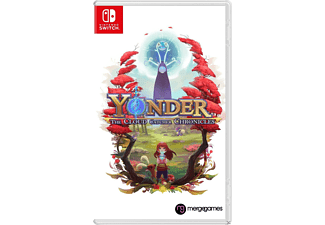 Yonder: The Cloud Catcher - Nintendo Switch