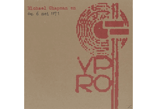 Michael Chapman - Live Vpro 1971 - (LP + Download)