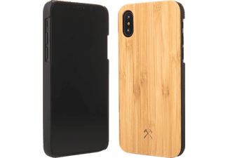 WOODCESSORIES EcoCase Classic Handyhülle, Bambus, passend für Apple iPhone X
