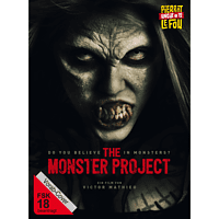 The Monster Project [Blu-ray + DVD]