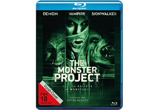 The Monster Project - (Blu-ray)