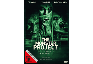 The Monster Project - (DVD)