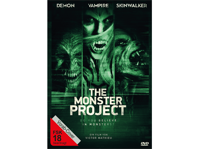 The Monster Project [DVD]
