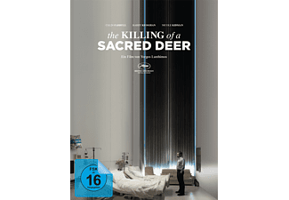 The Killing of a Sacred Deer - (Blu-ray + DVD)