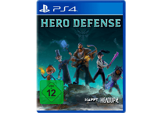 Hero Defense: Haunted Island - PlayStation 4