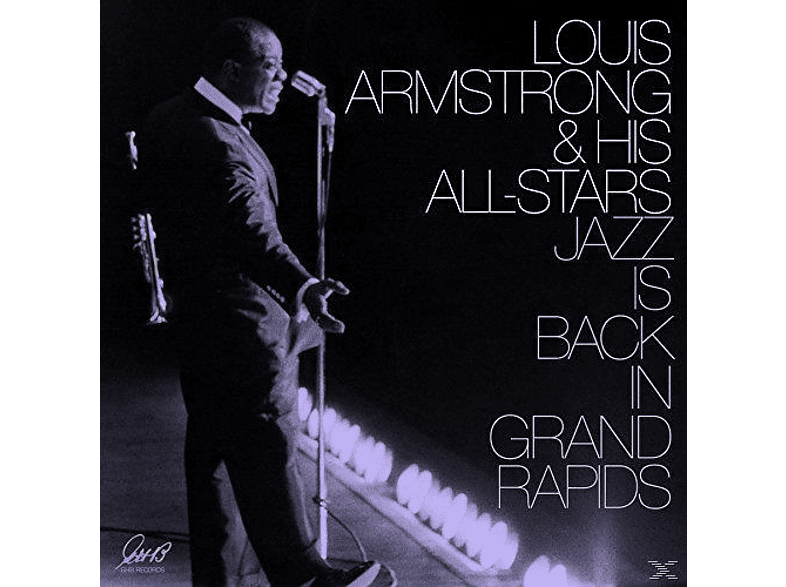 Louis Armstrong - Jazz Is Back In Grand Rapids [Vinyl]