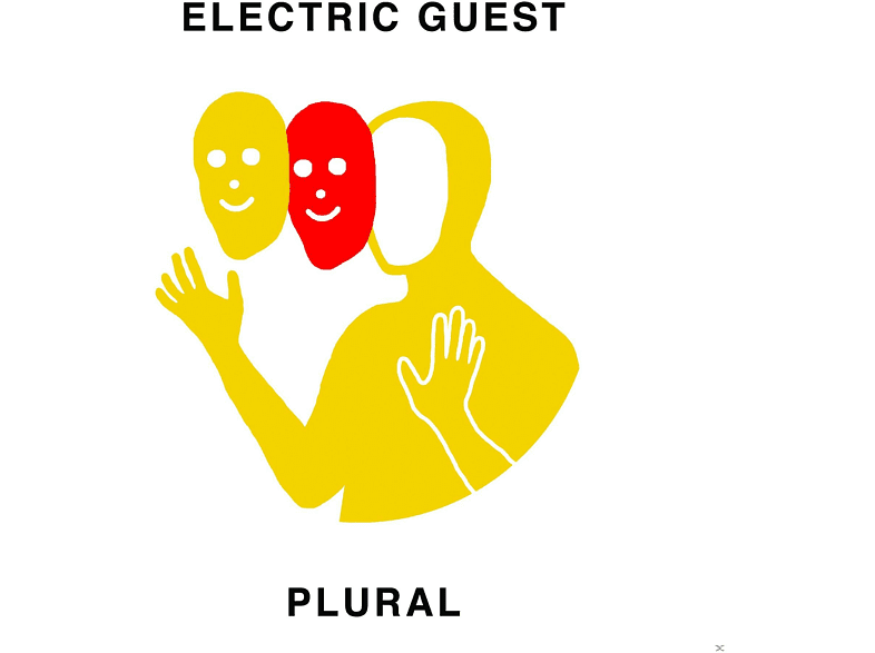 Electric Guest - Plural [CD]