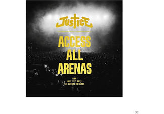 Justice - Access All Arenas - (CD)
