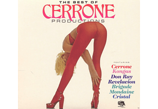VARIOUS - The Best Of Cerrone Productions - (CD)