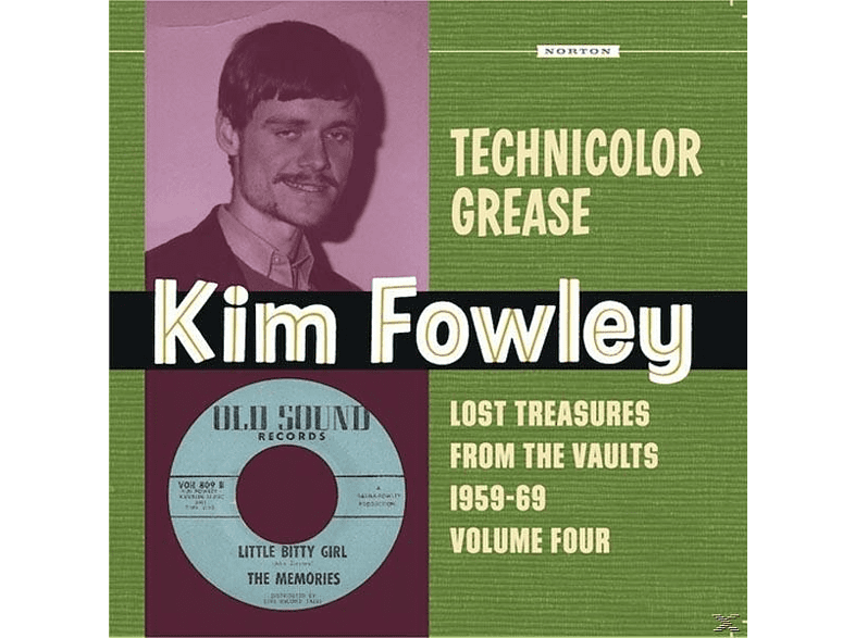 VARIOUS - Technicolor Grease [CD]