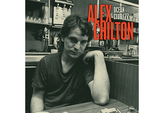 Alex Chilton - Ocean Club '77 - (Vinyl)