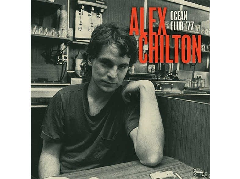 Alex Chilton - Ocean Club '77 [Vinyl]