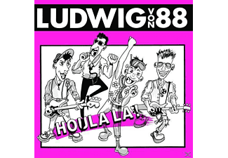 "Ludwig Von 88 - Houlala!"" (Red Vinyl) - (LP + Download)"