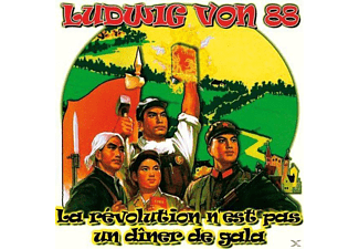 Ludwig Von 88 - La Revolution N'Est Pas Un Diner De Gala - (LP + Download)