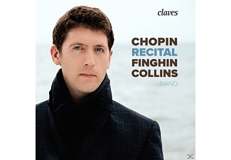 Finghin Collins - Chopin Recital - (CD)