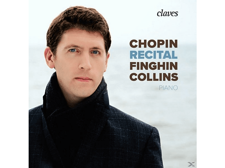 Finghin Collins - Chopin Recital [CD]