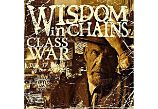 Wisdom In Chains - Class War (Bonus Edition) - (CD)