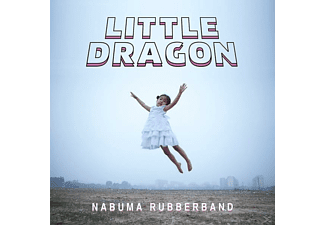Little Dragon - Nabuma Rubberband - (CD)
