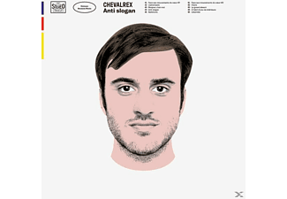 Chevalrex - Anti Slogan (LP+CD) - (Vinyl)