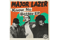 Major Lazer - Know No Better (6 Track EP) [CD]