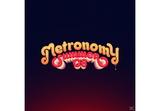 Metronomy - Summer 08 - (CD)