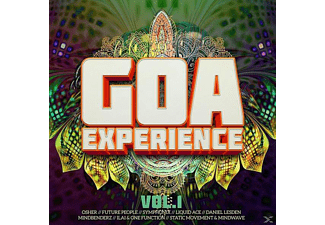 VARIOUS - Goa Experience Vol.1 - (CD)