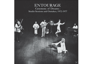 Entourage - Ceremony Of Dreams: Studio Sessions & Outtakes - (Vinyl)
