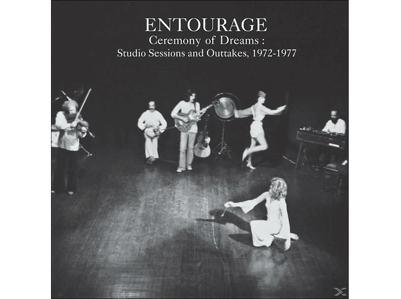 Entourage - Ceremony Of Dreams: Studio Sessions & Outtakes [CD]