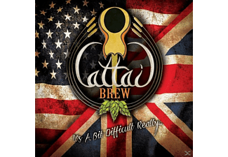 Cattail Brew - It's A Bit Difficult Really - (CD)