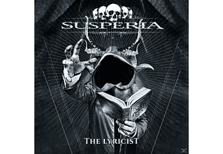 Susperia - The Lyricist - (CD)