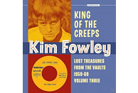 VARIOUS - King Of The Creeps [Vinyl]
