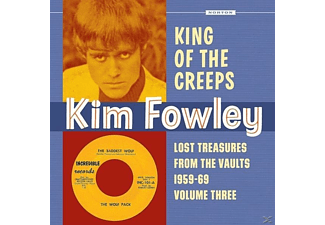 VARIOUS - King Of The Creeps - (Vinyl)