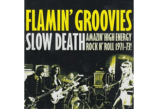 The Flamin' Groovies - Slow Death - (CD)