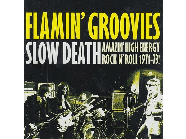 The Flamin' Groovies - Slow Death [CD]
