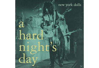 New York Dolls - A Hard Night's Day - (CD)