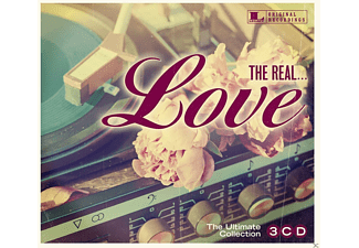 VARIOUS - The Real... Love - (CD)