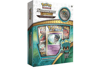 Pokémon SM 3.5 Pin Box - Marshadow