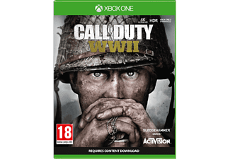 Call of Duty: WWII UK/FR Xbox One