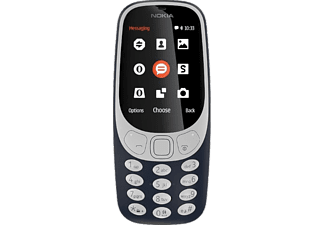NOKIA GSM 3310 Donkerblauw (A00028088)