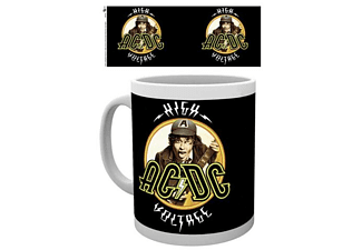 "Tasse AC/DC ""High Voltage"""