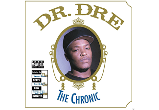 Dr. Dre - The Chronic - (Explicit) - (Vinyl)